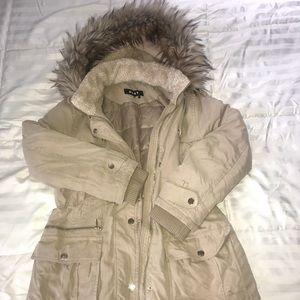 DKNY nude NEW winter jacket